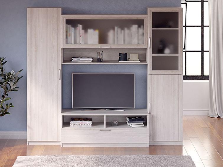 Модульная мебель Лотос-БОРОВИЧИ МЕБЕЛЬ-Тумба двухдверная - фотография