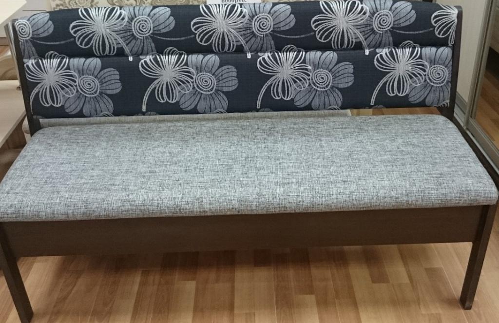 Кухонный диван Этюд облегченный вариант 1190 ММ Боровичи мебель, Кухонные диваны, лавки.