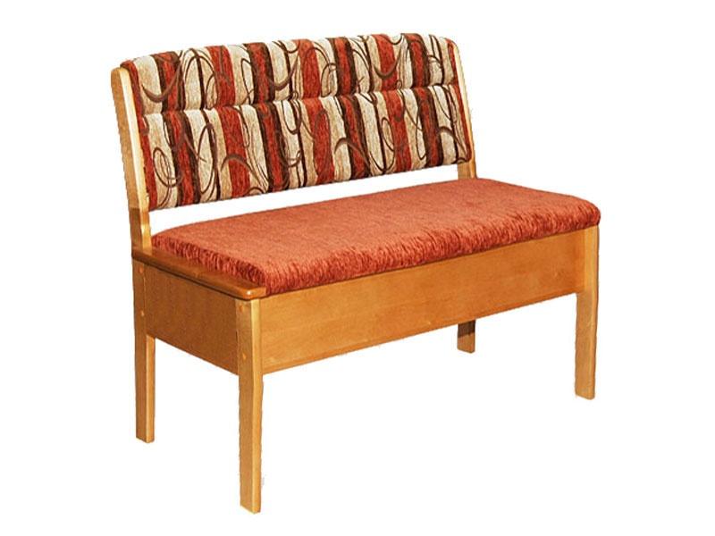 кухонный диван этюд облегченный вариант 1450 мм с ящиком боровичи